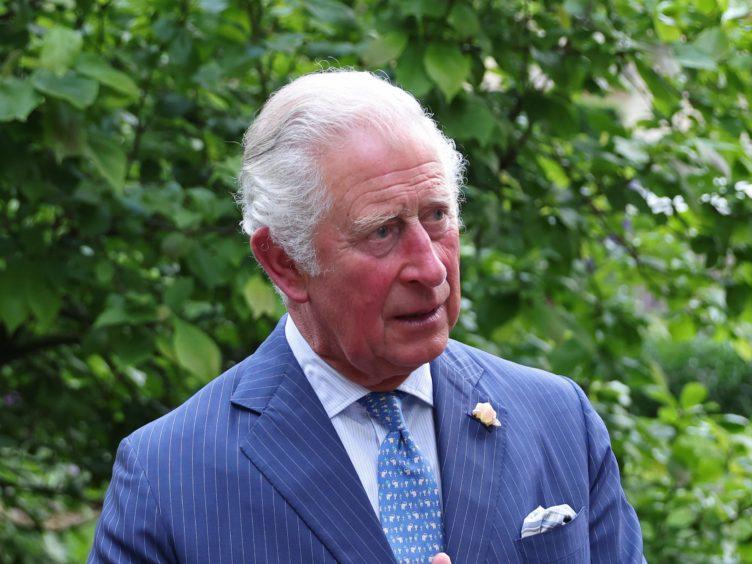 The Prince of Wales (Chris Jackson/PA)