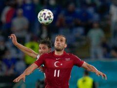 Turkey need to improve on their opening defeat to Italy (Alessandra Tarantino/AP)