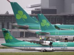 Esken said it needs to find a company to sublease eight planes to (Niall Carson/PA)