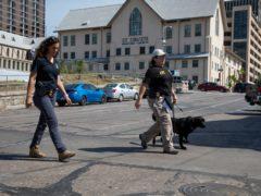 Police are investigating the shooting (Ana Ramirez/Austin American-Statesman via AP)