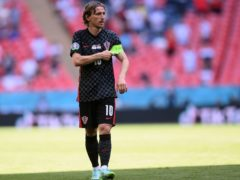 Croatia captain Luka Modric will again be central to his team's hopes (Laurence Griffiths/Pool via AP)
