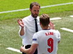 England manager Gareth Southgate has confirmed Harry Kane will start against the Czech Republic (Martin Rickett/PA)