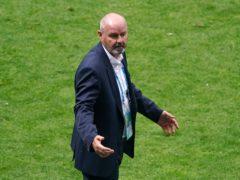 No risk starting Billy Gilmour against England says Scotland manager Steve Clarke (Owen Humphreys/PA)