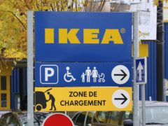 Ikea France was ordered to pay one million euros in fines and about 100,000 euros in damages (Remy de la Mauviniere/file/AP)