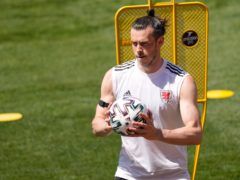 Gareth Bale says Wales will be spurred on by Turkey's large support in Baku (Darko Vojinovic/AP)