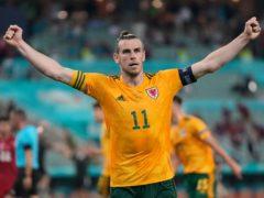 Gareth Bale's Wales play Italy at Euro 2020 in Rome on Sunday (Darko Vojinovic/AP)