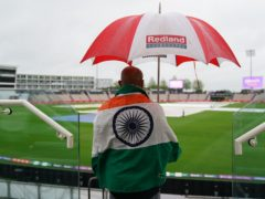 Day one of the World Test Championship final was a washout (Adam Davy/PA)