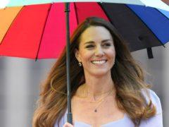 The Duchess of Cambridge (Victoria Jones/PA)