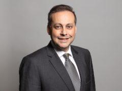 Imran Ahmad Khan MP represents Wakefield in West Yorkshire (UK Parliament/PA)