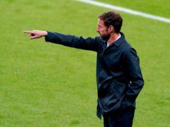 England manager Gareth Southgate (Mike Egerton/PA)