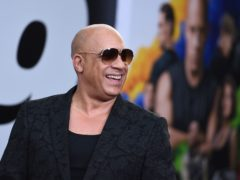 Vin Diesel was joined his Fast & Furious co-stars at the premiere for the latest film (Jordan Strauss/Invision/AP)