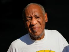 Bill Cosby has thanked a court in Pennsylvania after his sexual assault conviction was overturned and he was freed from prison (Matt Slocum/AP)
