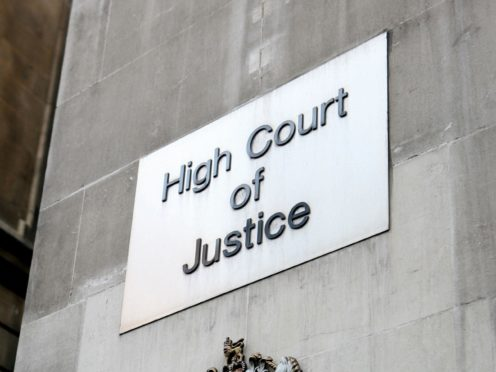 The Principal Registry of the Family Division of the High Court (Katie Collins/PA)