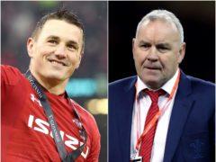Jonathan Davies. left, will captain Wales this summer (David Davies/PA).