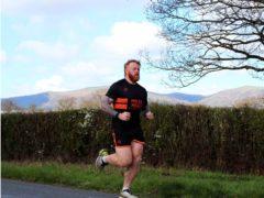 John Clark, 34, was crowned Britain's Natural Strongest Man in 2015 and 2016 (Tom Kerrigan/PA)