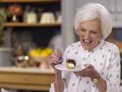 Dame Mary Berry in Love To Cook (BBC Two/PA)