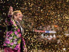 Elton John (Ben Gibson/Rocket Entertainment)