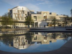 Political leaders are being urged to establish a permanent Citizens' Assembly, which could scrutinise legislation passed by Holyrood (Jane Barlow/PA)