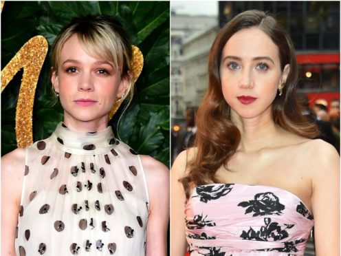 Carey Mulligan and Zoe Kazan will star as the reporters who exposed Harvey Weinstein in a film about the scandal (Ian West/Matt Crossick/PA)
