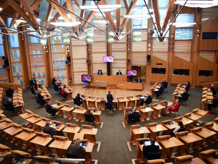 The new group of MSPs is the most diverse ever – but Presiding Officer Alison Johnstone said Holyrood must 'not rest on its laurels' (Andy Buchanan/PA)