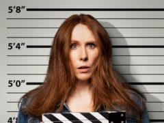 Catherine Tate writes and stars in the new series (Netflix/PA)