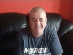 Ian Menzies (Handout/PA)