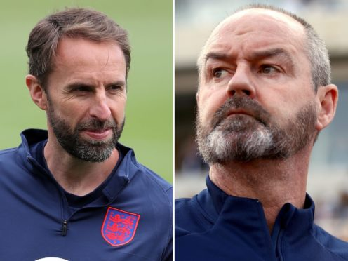 England face Scotland at Wembley in their second Group D match at Euro 2020 (Nick Potts/Tim Goode/PA)
