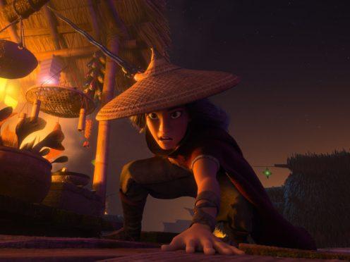 Raya And The Last Dragon (Disney)