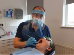 Scottish Government funding will allow dentists to improve ventilation in practices (Liam McBurney/PA)