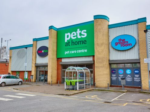 Pets at Home results impressive again although an expected profit upgrade did not materialise. (Pets at Home/PA)