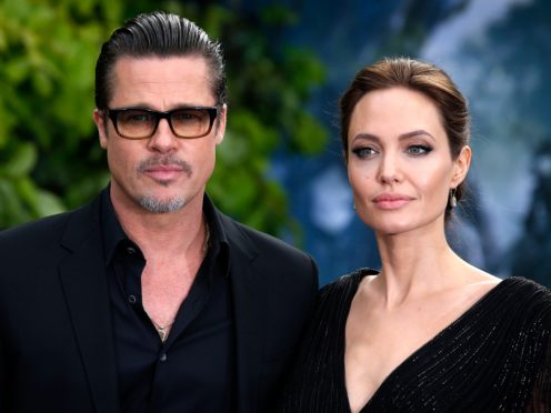 Angelina Jolie has asked a judge to allow her to sell her share of a wine business she owns with ex-husband Brad Pitt(Justin Tallis/PA)