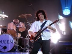 Queen's Greatest Hits album is set to re-enter the charts at number one after 40 years (Yui Mok/PA)