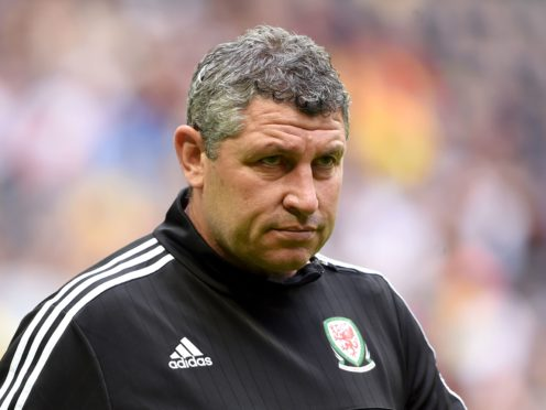 Osian Roberts is set to be appointed Patrick Vieira's assistant manager at Crystal Palace (Joe Giddens/PA)