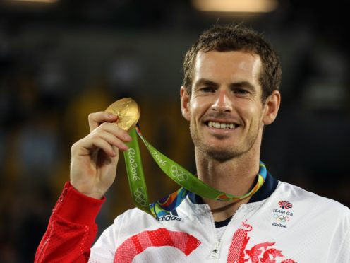 Andy Murray won a second consecutive singles gold medal in Rio (Owen Humphreys/PA)