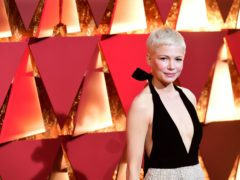 Michelle Williams arriving at the 89th Academy Awards held at the Dolby Theatre in Hollywood, Los Angeles, US (Ian West/PA)