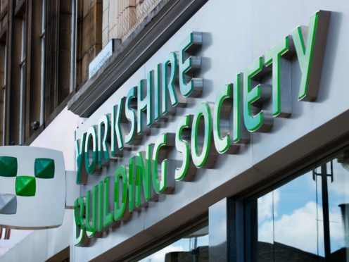 The building society saw profits rise as it was buoyed by a leap in mortgage demand (Yorkshire Building Society/PA)