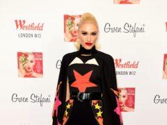 Gwen Stefani (Matt Crossick/PA)
