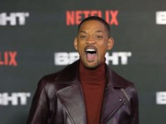 Will Smith played a lead role in Independence Day (Isabel Infantes/PA)