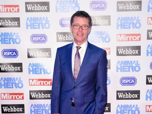 TV presenter Nicky Campbell said he spent two days in bed with depression after satirist Charlie Brooker aimed 'really vicious' comments at him (Ian West/PA)