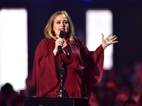 Adele has led the celebrities commiserating England's devastated players after the Three Lions suffered a heart-breaking defeat to Italy in the Euro 2020 final (Dominic Lipinski/PA)