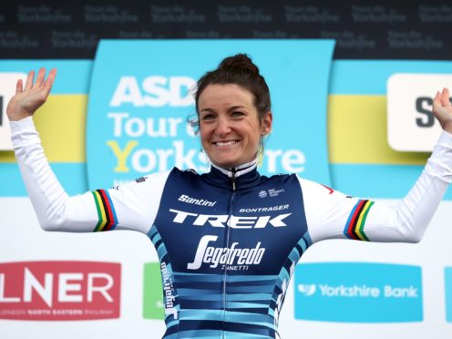 Lizzie Deignan will ride in her third Olympic road race on Sunday (Bradley Collyer/PA)
