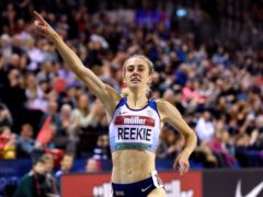 Jemma Reekie opens her Olympic campaign in the 800m on Friday. (Ian Rutherford/PA)