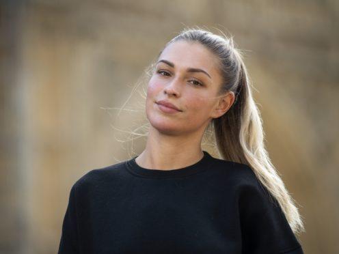 Zara McDermott (Victoria Jones/PA)