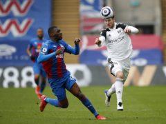 Joachim Andersen, right, impressed on loan at Fulham last season (Andrew Boyers/PA)