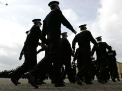 The new facility was opened at Tulliallan police college (Andrew Milligan/PA)