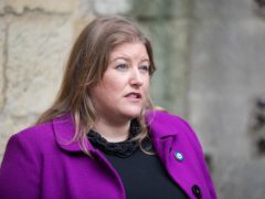 New Police and Crime Commissioner for Hampshire Donna Jones (PA)