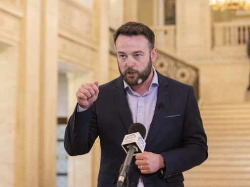 SDLP leader Colum Eastwood branded the proposals 'perverse' (Liam McBurney/PA)