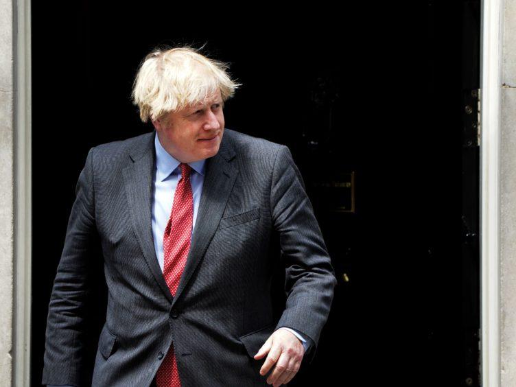 Prime Minister Boris Johnson (Victoria Jones/PA)