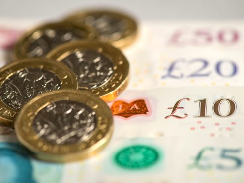 A Government consultation on access to cash will run until September 23 (Dominic Lipinski/PA)