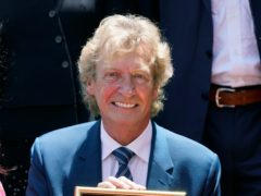 TV super producer Nigel Lythgoe said reality shows must be 'cleverer' with how they present their stars to protect them from online abuse (AP Photo/Chris Pizzello)